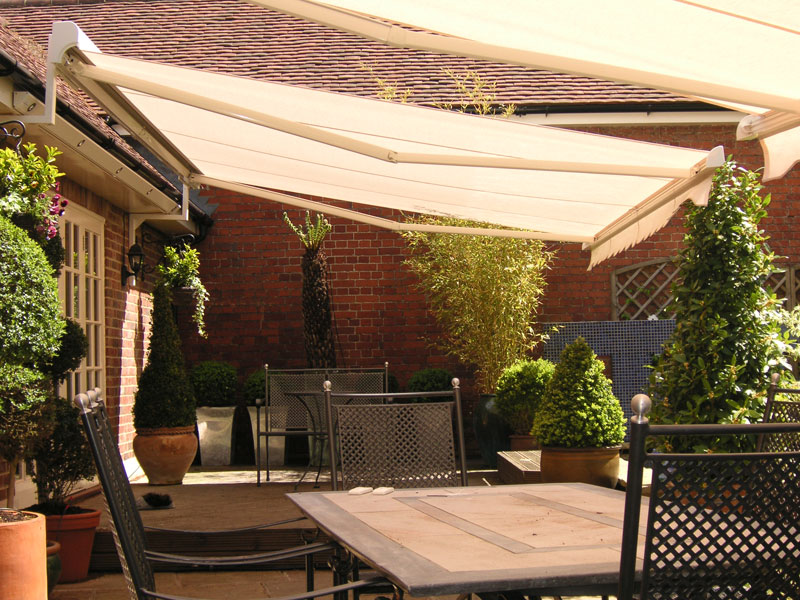 The Use Of Garden Awning