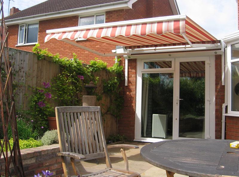 Domestic Awnings & Awnings and Canopy Styles | BellaVista Shutters and Blinds