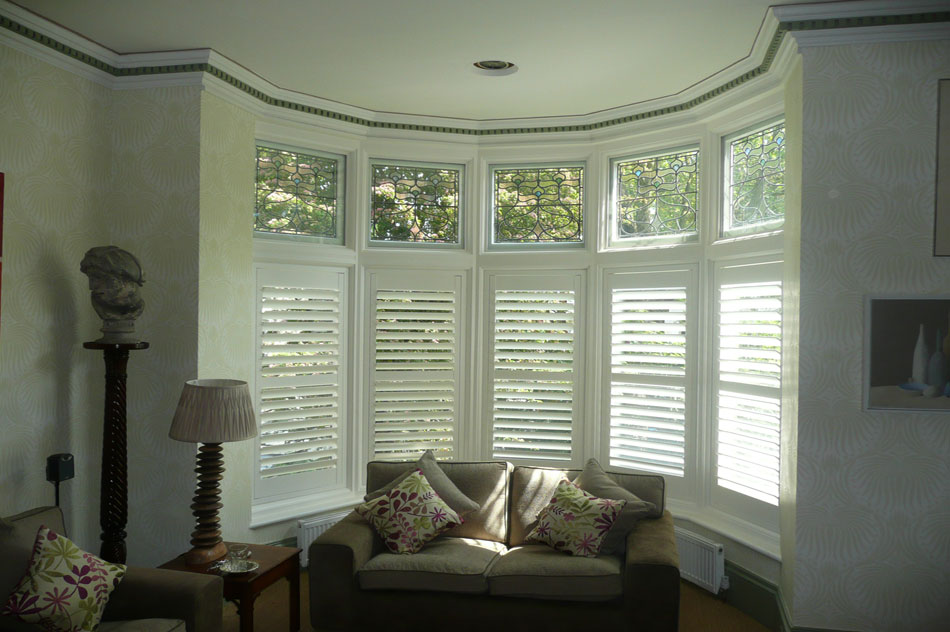 Shutters For Bay Windows